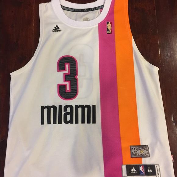 new concept 1cf45 26474 Miami Heat Florida Edition Wade 3